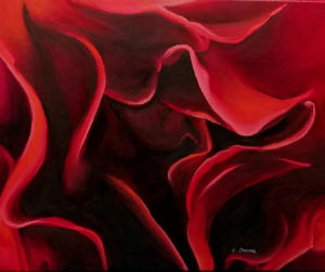 crimson-rose